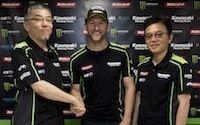 Sykes et le Kawasaki Racing Team: c'est reparti pour 2 ans