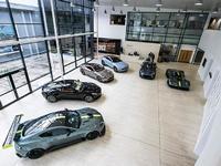 Un milliardaire voudrait racheter Aston Martin