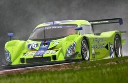 Grand-Am/New Jersey: Jonsson/Ricardo font triompher un châssis Lola sous la pluie