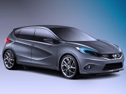 """Future Nissan """"compacte"""": comme ça?"""