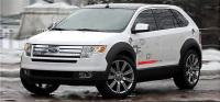 Ford Edge HySeries : véhicule hybride novateur