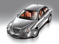 Une nouvelle finition sur la Lancia Thesis (ce n'est pas une blague) !