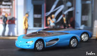 Miniature : 1/43ème - RENAULT concept-car Laguna