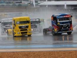 """24 Heures du Mans Camion: """"superMAN"""""""