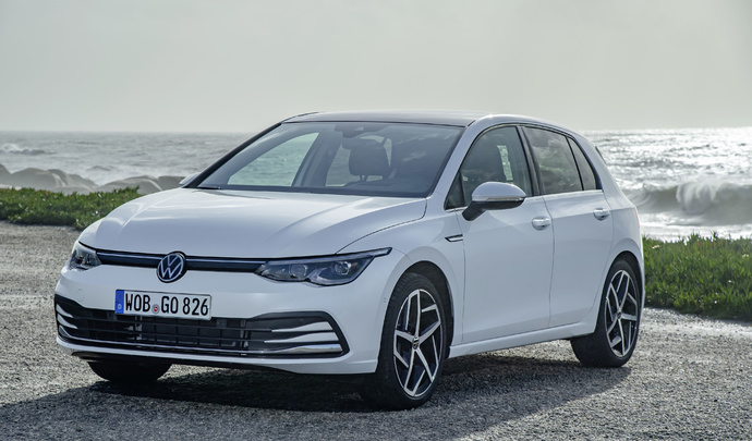 Essai vidéo – Volkswagen Golf VIII (2020): digitalement vôtre