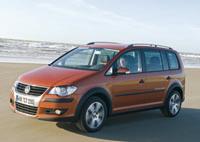 Le Volkswagen Cross Touran débarque en France