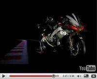 Vidéo Moto : Aprilia RSV-4 2009, film promotionnel