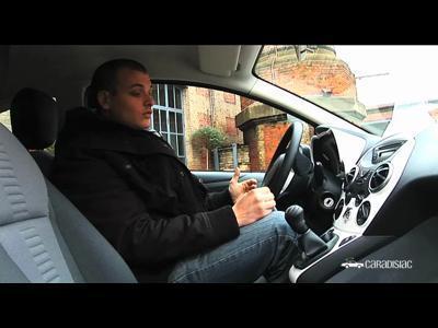 Renault Twingo/Ford Ka : Ka au deuxième round