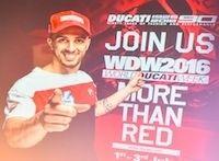 World Ducati Week 2016: Ducati devrait y présenter 2 nouveautés...