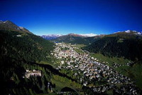 Davos : Forum économique mondial très écologique !