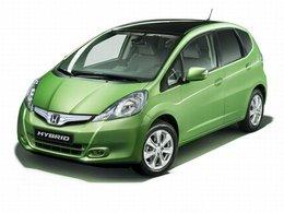 Mondial de Paris 2010 : la Honda Jazz hybride en première mondiale !