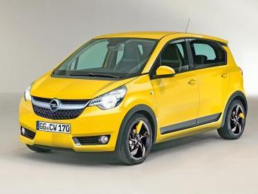 Opel prépare une nouvelle petite citadine