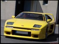 La photo du jour: Venturi 400 GT Trophy.