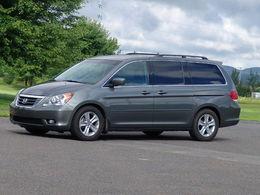 Près de 900,000 Honda Odyssey rappelés pour un risque d'incendie