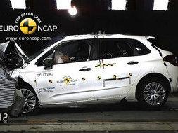 Crash-test EuroNCAP : cinq étoiles pour la nouvelle Citroën C4