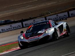 McLaren veut revenir au Mans et faire battre Audi aux 24 Heures de Spa