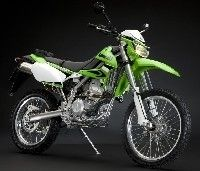 Nouveauté 2009 : Kawasaki KLX 250