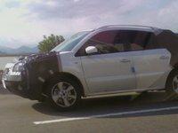 Future Renault Koleos : outside
