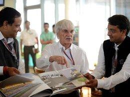 Ecclestone accepte l'idée du retour du GP de France en 2013