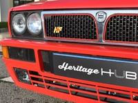 Les pare-chocs de Lancia Delta Integrale de nouveau produits