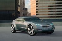 La Chevrolet Volt : prototype électrique
