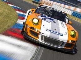 Les lauréats du Mans sur la 911 GT3 Hybrid