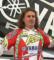 Demaria en championnat d'Europe MX 2 en 2009