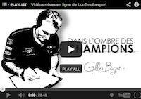 Interview/ vidéo: Gilles Bigot (dans l'ombre des champions)