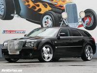 La Chrysler 300C SRT8 par GeigerCars.