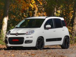 Novitec virilise la nouvelle Fiat Panda