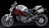 Nouveauté 2009 : Ducati Monster 1100
