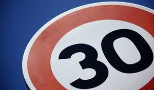 Montpellier: la vitesse désormais limitée à 30km/h