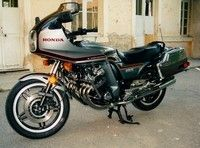 Honda 1000 CBX Pro-link : la plus belle, la plus prestigieuse, la plus…