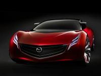 Le concept-car Mazda Ryuga : un papillon à la motorisation propre !