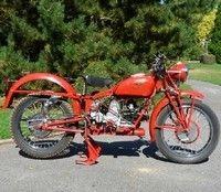Trois motos aux enchères ce week-end chez Osenat.