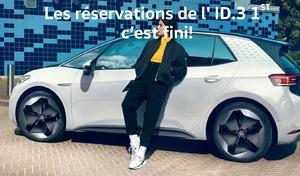 Volkswagen : bon démarrage pour l'ID 3 1st