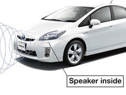 Toyota Prius III au Japon : un système sonore bientôt vendu en option !