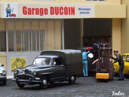 1/43ème - SIMCA Aronde Camionnette