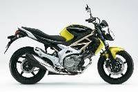 Nouveauté 2009 : Suzuki SFV 650 Gladius