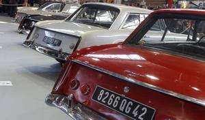 En France, il circule un million de véhicules anciens et de collection