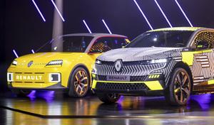 Renault signe un accord pour un approvisionnement en lithium