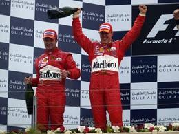 Pas de champagne pour le vainqueur du GP du Bahreïn