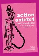"""Les """"anti4x4"""" manifestent leur mécontentement"""