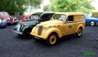 Miniature : 1/43ème - Renault Juvaquatre fourgonnette