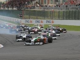 La trêve est terminée en F1