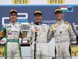 GP2 Budapest Course 2 : Coletti vainqueur, Grosjean accentue son avance