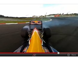 Red Bull F1 expérimente la première caméra embarquée 360°