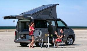 Les ventes de camping-cars et caravanes progressent