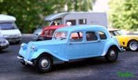 Miniature : 1/43ème - Citroën 11 commerciale