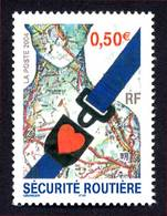 La Poste lance le 1er timbre consacré à la Sécurité Routière